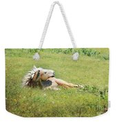 I Need A Tan  Horse Weekender Tote Bag