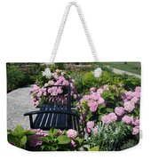 I Never Promised You A Rose Garden Weekender Tote Bag