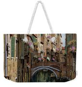 I Ponti A Venezia Weekender Tote Bag