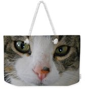 I See You Cat - Square Weekender Tote Bag