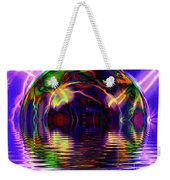 I Sing The Bubble Electric Weekender Tote Bag