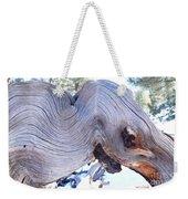 I Spy An Elephant Weekender Tote Bag