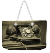 I Still Dial Weekender Tote Bag