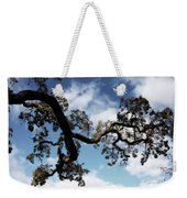 I Touch The Sky Weekender Tote Bag by Laurie Search