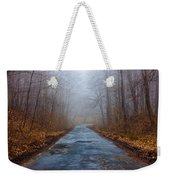 I Walk A Lonely Road Weekender Tote Bag