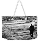 I Walk Alone Weekender Tote Bag