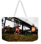 I Want To Be Like You Hoo Hoo Weekender Tote Bag