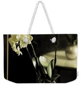 Delicate Reflection Weekender Tote Bag