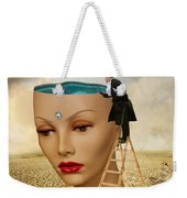 I Want To Look Inside Your Head Weekender Tote Bag