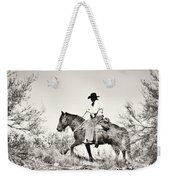 I Went Up To The Mountain... Weekender Tote Bag
