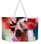 I Will Be Right Here Waiting For You. Weekender Tote Bag