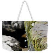 I Will Cherish Your Every Drop Weekender Tote Bag