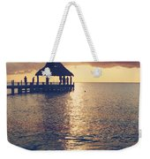 I Will Feel Eternity Weekender Tote Bag by Laurie Search