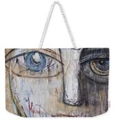 I Will Not Abandon Me Weekender Tote Bag