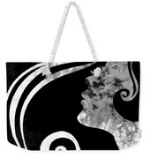I Will Wait For You 3 Weekender Tote Bag by Angelina Vick