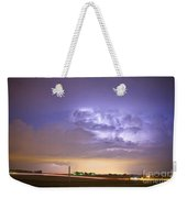 I25 Intra-cloud Lightning Strikes Weekender Tote Bag by James BO  Insogna