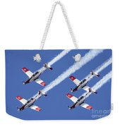 Iaf Flight Academy Aerobatics Team 6 Weekender Tote Bag