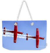 Iaf Flight Academy Aerobatics Team-a Weekender Tote Bag