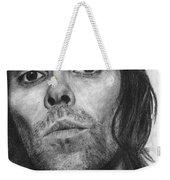 Ian Brown Pencil Drawing Weekender Tote Bag