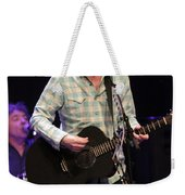 Ian Hunter And The Rant Band Weekender Tote Bag