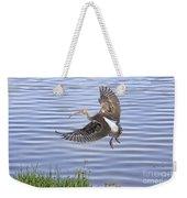 Ibis Incoming Weekender Tote Bag