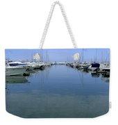 Ibiza Harbour Weekender Tote Bag