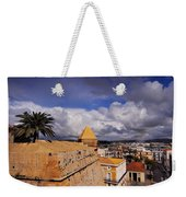 Ibiza Town Walls Weekender Tote Bag