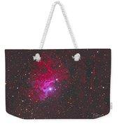Ic 405, The Flaming Star Nebula Weekender Tote Bag