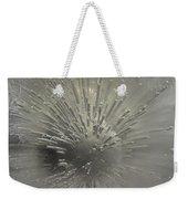 Ice Abstract II Weekender Tote Bag