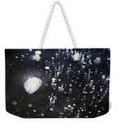 Ice Bubbles Weekender Tote Bag