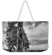 Ice Coated Tree Weekender Tote Bag