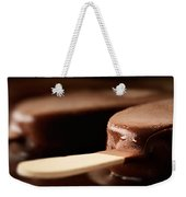 Ice Cream Chocolate Bar Weekender Tote Bag by Johan Swanepoel