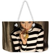 Ice Cream Dream Girl  Weekender Tote Bag