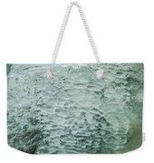 Ice Formations IIi Weekender Tote Bag