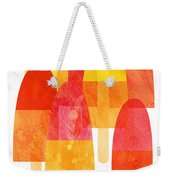 Ice Lollies Weekender Tote Bag