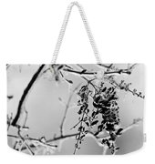 Ice Melting Weekender Tote Bag