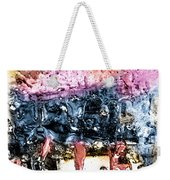 Ice Number Four Weekender Tote Bag by Bob Orsillo