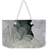 Ice Scales Weekender Tote Bag