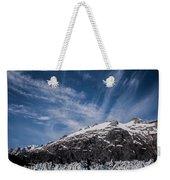 Ice Sky Water Weekender Tote Bag