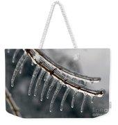Ice Teeth Weekender Tote Bag