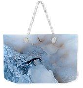Ice Transformation V Weekender Tote Bag