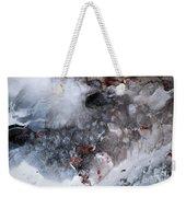 Ice Transformation Vii Weekender Tote Bag