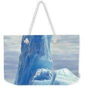 Iceberg Antarctica Weekender Tote Bag