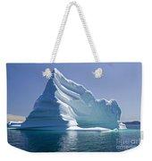 Iceberg Weekender Tote Bag