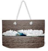 Iceburg With Passenger Weekender Tote Bag