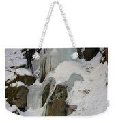 Iced Rocks Weekender Tote Bag