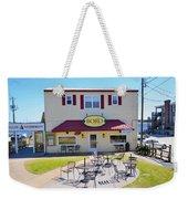 Icehouse Waterfront Restaurant 2 Weekender Tote Bag
