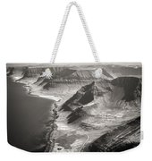 Iceland Plateau Mountains Weekender Tote Bag