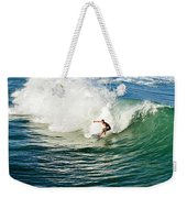 Icing The Cake Weekender Tote Bag by Laura Fasulo