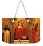 Icon Case Weekender Tote Bag